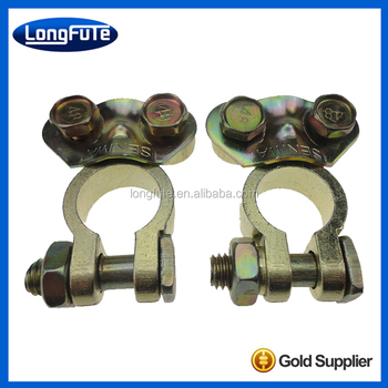 Auto High Quality Brass Battery Terminal Clamp