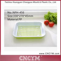 Hot Sale Different Types Multi-color Square Plastic Drain Plate