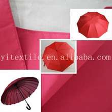 High quality wholesale waterproof material umbrella fabric