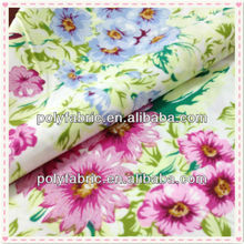 Dyed and Printed 100% Polyester Fabric Specification Sheet