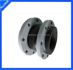 Pipe Rubber Ring Joint, Flexible Rubber Joint Flange
