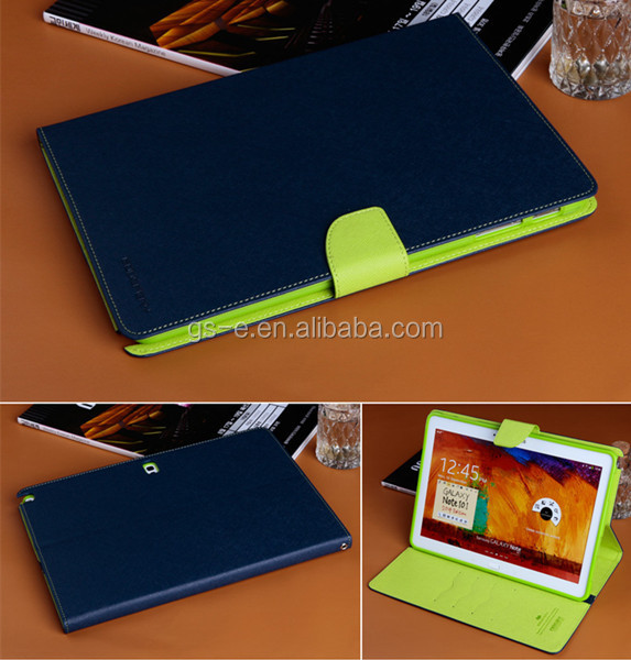 Mercury Leather Smart Case Cover for Samsung Galaxy Tab 4 10.1 T530