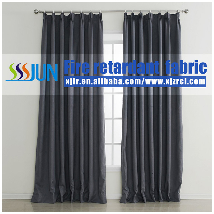Luxury arabic style high ceiling jacquard blackout curtains design in 2015
