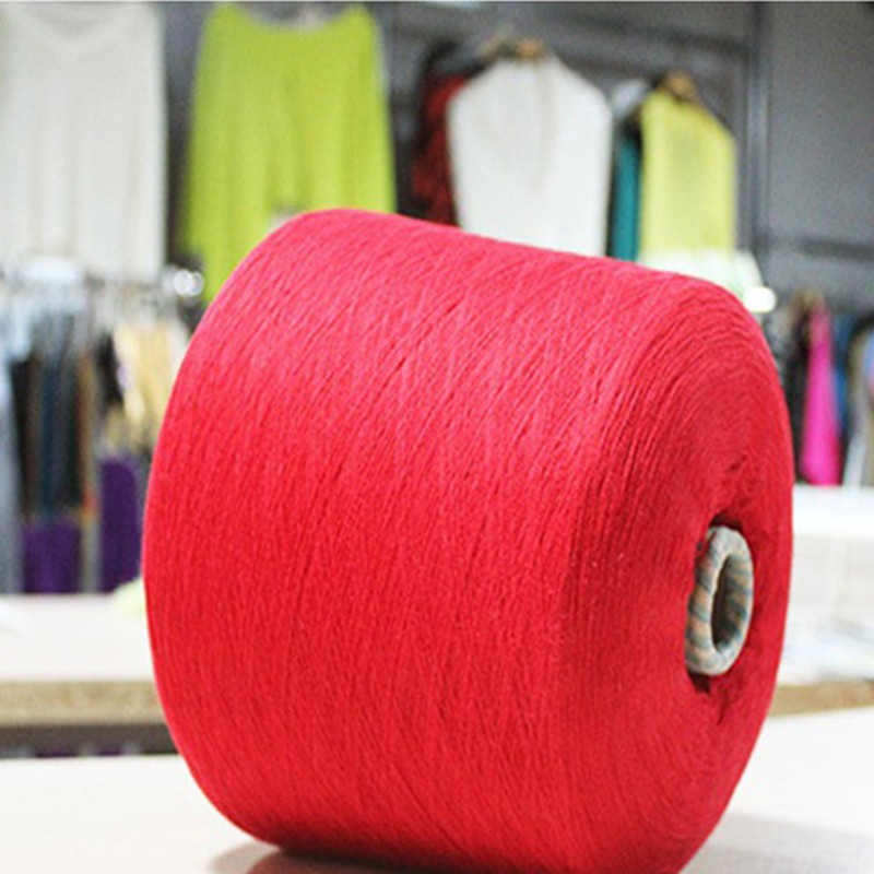Hot Sale recycled 100 cotton yarn