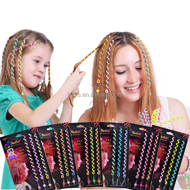 2017 Hot Selling CYMO Hair Twists Unique Hair Ornaments For Women Hairband