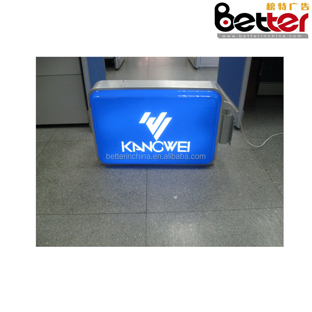 Outdoor Waterproof Aluminum Frame Profile Led lighting Signage