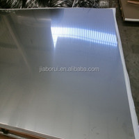 Cold rolled mirror finish 1mm thick stainless steel plate 304 sheet for kitchen appliance
