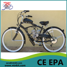 2 cylinder bicycle engine kit/80cc gas powered bicycles for sale
