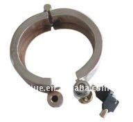 Fuel tank cap&anti-theft lock for excavator