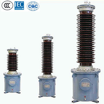 Factory outlet oil immersed 115kv current transformer for tender
