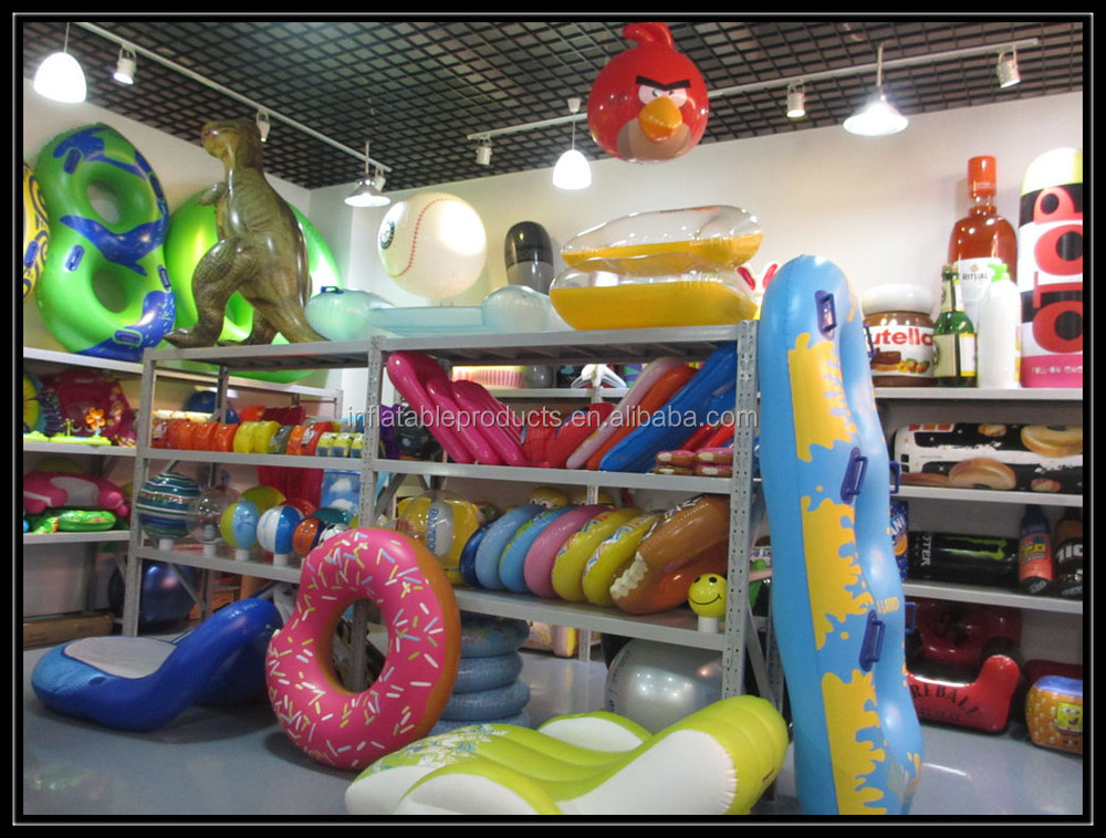 inflatable pvc pool raft for promotion