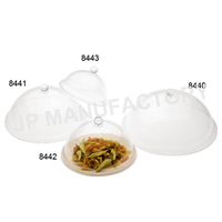 Plastic cheese dome/cheese cover/food cover