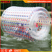 Inflatable Colors Fun Water Walking Rollers/ human sized bubble ball/ human balls for sale