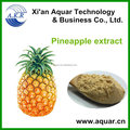 Low Price Pure Natural Pineapple Extract Bromelain 2500GDU