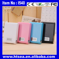 new product gift mobile phone accessory mobile power bank for digital camera