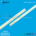 High power 20watts T6 led tube aluminum pcb board for 2835 LED strip factory