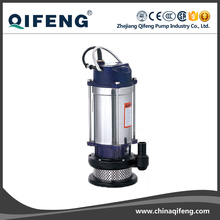 Centrifugal electric motor submersible water pump with CE