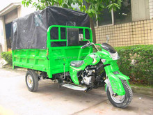 China heavy loading tricycle with tarpaulin for sale