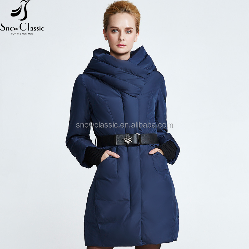 new style custom slim fitted warm womens outerwear fashion jackets for winter wear