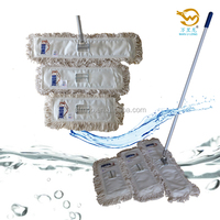 #SY028 Antistatic cleaning dust mop, Commercial Industrial Flat Mop Kit