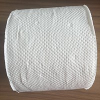 100% virgin wood pulp/recycled pulp toilet paper tissue towel