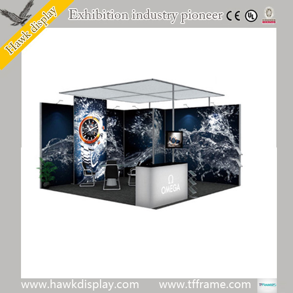 truss trade show display booth MW-6*6-002