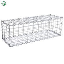 5% Discounts Hot Dipped Galvanized Box Size 2 x 1 x 1m Welded Gabion Box