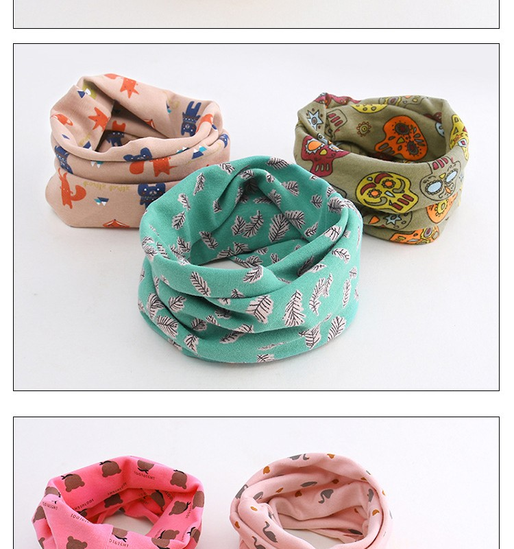 High Quality Cheap Baby Thickening Infinity Scarf