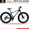 Factory direct sell MIRACLE carbon mtb frame 26er fat bicycle snow frame, BB120 new carbon fat bike frameset 12*197