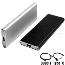 Slim Design usb 3.1 to 2.5 SATA SSD Case 1tb