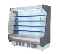 SupermarKet Refrigerated Display Case for Fruit Display