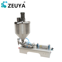 best price automatic 10-300ml <strong>fruit</strong> paste filling machine manufacturer