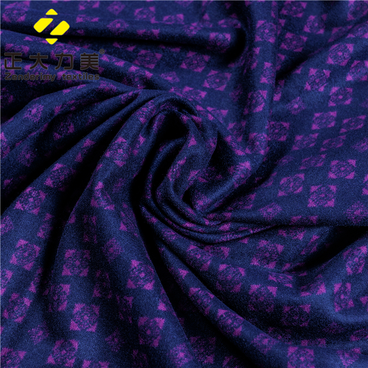 yarn dyed blue fabrics jacquard fabric price per mete fall winter fabric