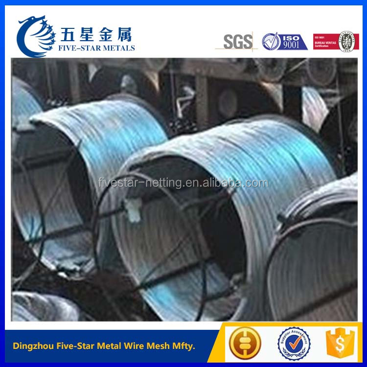bwg&swg low price gi wire