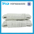 China supplier 200ft solid braid cotton rope 5mm