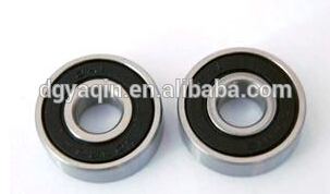 super precision 608-2rs skateboard bearing 8x22x7 rubber sealed