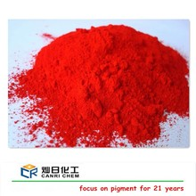 High quality Molybdate Red 107/207/307 for solvent based Paint