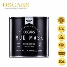 2017 New Arrival Private label Mud mask dead sea for Facial Treatment Minimizes Pores