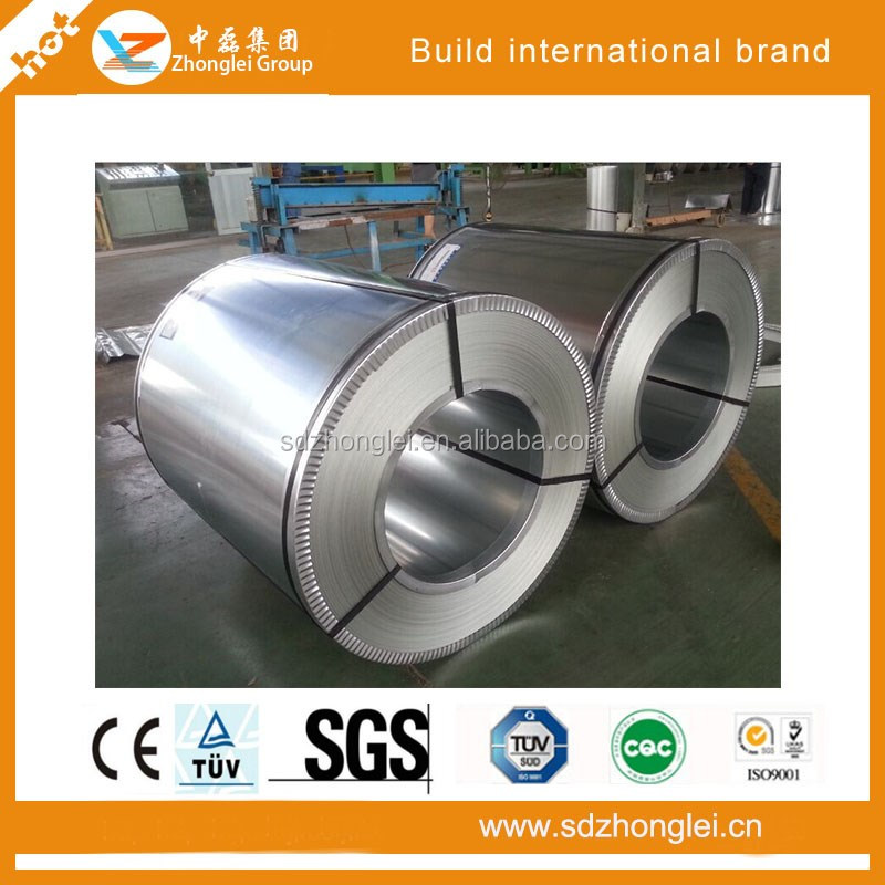 Hot dip galvanized steel zero shiny little JIS sell like hot cakes