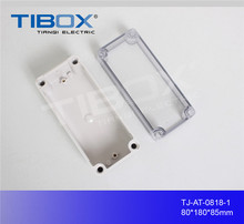 TIBOX with CE&UL hot sales plastic enclosure for power supply