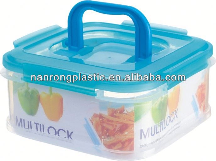 2013 China plastic products wholesale plastic box series storage box 2013 pet plastic food box
