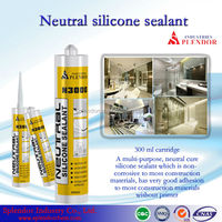 Neutral Silicone Sealant supplier/ silicone sealant for laminated wood/ aluminum and glass silicone sealants