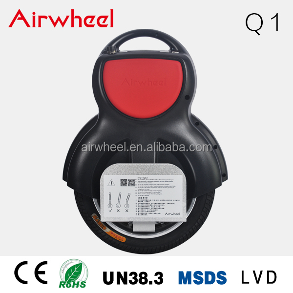 Airwheel kymco motorcycle Q1 Latest self balance electric unicycle for sale