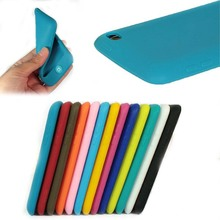 soft silicone mobile phone back case for ipod touch 5 , for touch5 cover cose
