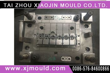 plastic injection battery box mould,plastic battery case injection mold