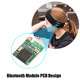 Bluetooth Headscarf Bluetooth Module cc2540 cc2541 4.0 BLE PCB Design