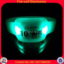 Birthday Souvenirs Ids Sunglasses Party Favor Novelty Led Bracelet Wireless Glow Wristband For Concert