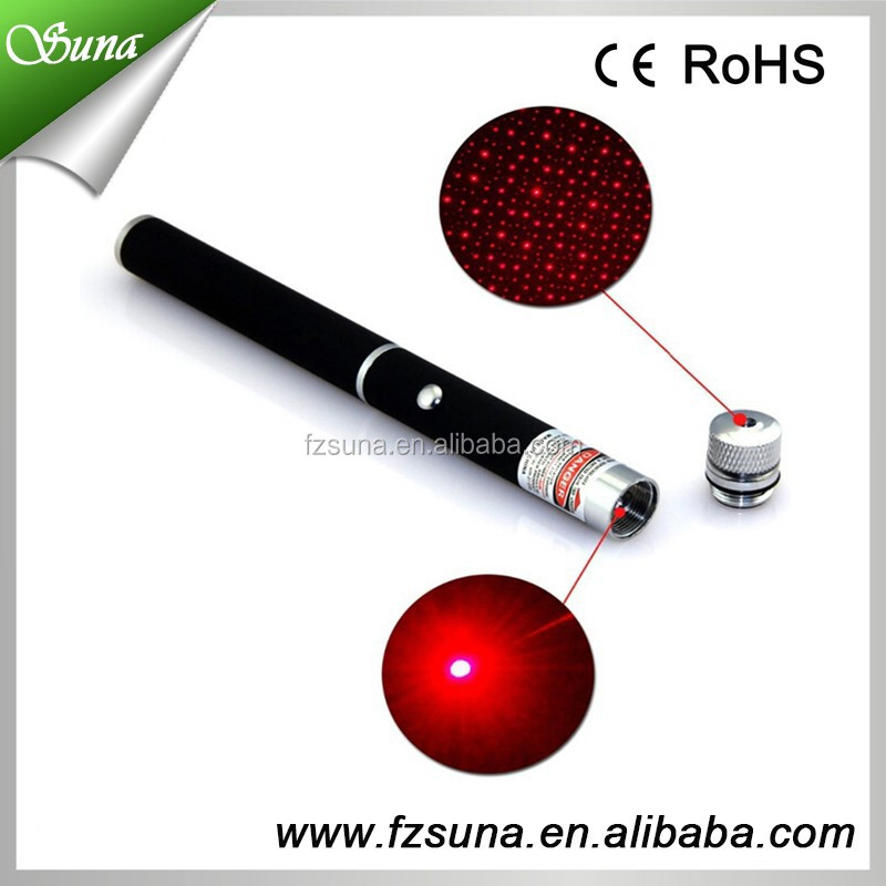 Cheapest New 1MW Long Distance Red Laser Pointer