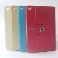 Rotatable 360 leather case for ipad mini4 fashion Slip stand case for ipad mini