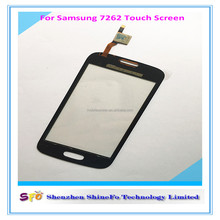 hot selling touch screen for samsung 7262 with high quality